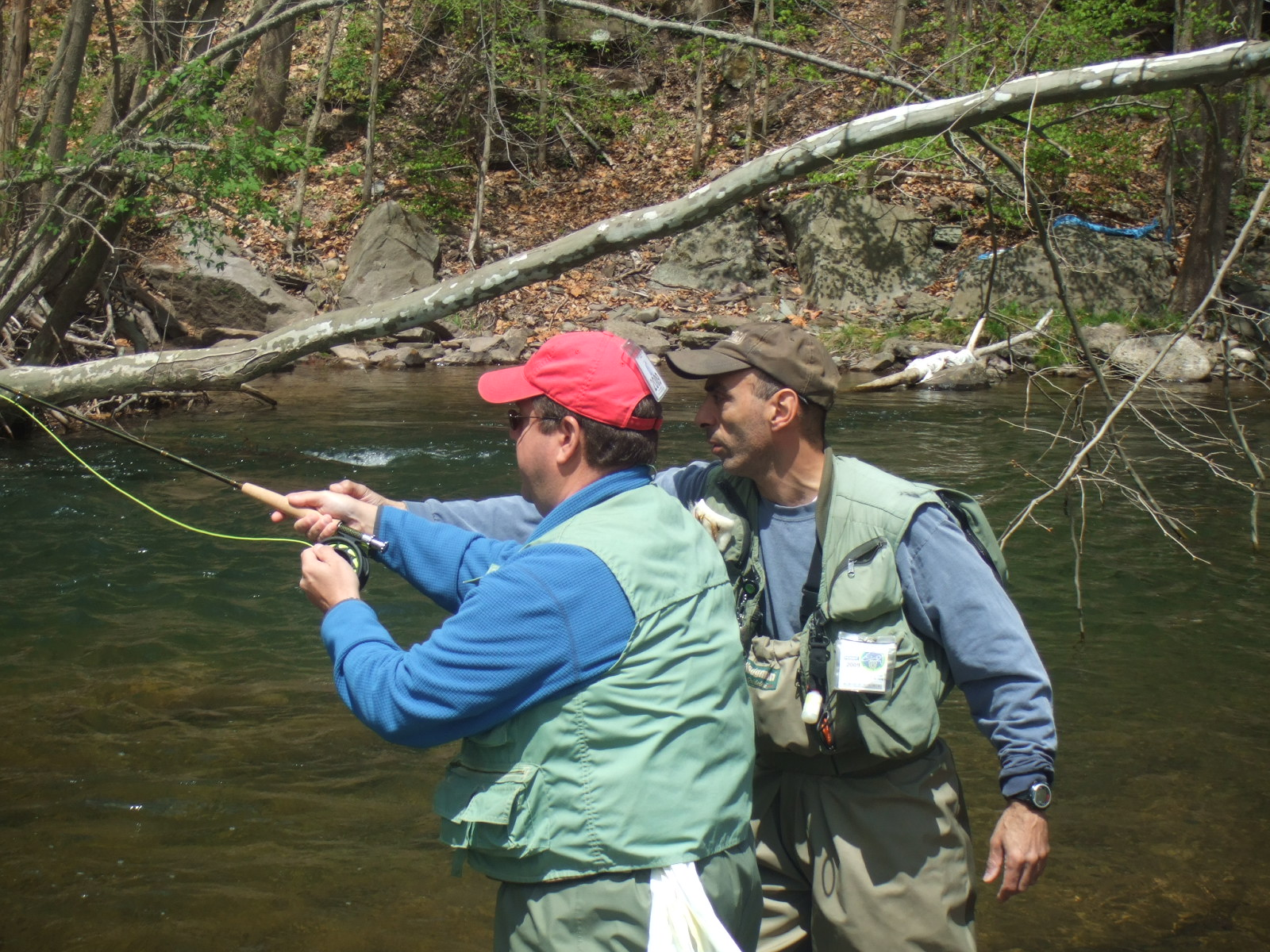 Fly Fishing Lessons | Northeast PA Fly Fishing